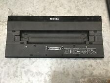 Toshiba PA3916A-1PRP Docking Station with USB 3.0 Docking Station