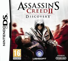 Assassin's Creed II 2: Discovery [Nintendo DS DSi, Region Free, Action] NEW