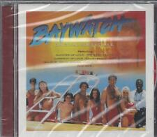 BAYWATCH ORIGINAL SOUNDTRACK David Hasselhoff The Beach Boys Jim Jamison NEW CD