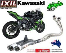 Kawasaki Ninja 650 /r/rl 2017-2019 IXIL L3x Black Full System Exhaust