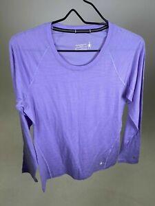 SMARTWOOL Women's Merino Wool 150 Longsleeve Shirt - XS/SMALL/MEDIUM - NWOT