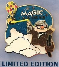DISNEY PIN UP BALLOON HOUSE MAGIC IS IN THE AIR QUARTERLY COLLECTION LE PIXAR