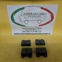 Pastiglie Pattini Freno Post. Alfa Romeo - Daf - Opel - Saab - Talbot - Volvo VW