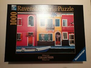 Ravensburger puzzle William Carr collection 1000 pieces number 19 865 8
