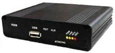 SecuGen NE-VS100E, 1-Channel MPEG-4 DS Encoder, 32 Bit RISC 200 MHz CPU, 704x480