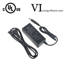 Fite ON AC Adapter Charger For HP Compaq CQ60-419WM CQ50-139WM Power Cord PSU