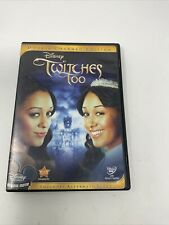 Twitches Too (DVD, 2008, Double Charmed Edition)