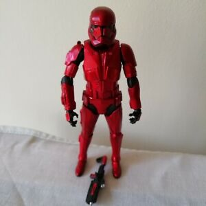 Star Wars Black Series Carbonized Sith Trooper Figure