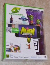 APPGEAR Alien Jailbreak Game For iPhone iPad2 iPod Android WowWee App Use Ages 9