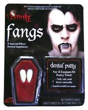 VAMPIRE TEETH FANGS COSTUME DENTAL APPLIANCE FW9083