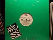 "THA MEXAKINZ - PHONKIE MELODIA (+REMIX) / PUSH UP N DA WRONG 1 (12"") 1993!! RARE"