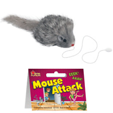 "Mouse Attack! - Scare Your Friends! - Watch Them Run When This Mouse ""Jumps"""