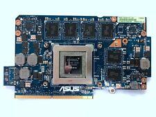 NEW ASUS G75VX NVIDIA GTX 670M GDDR5 3GB Video Card Graphic 60-NLEVG1001-D01