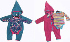 9 Months Pink//Purple Zutano Baby Girl/'s Hedgehog Print 4-pc Clothing Set