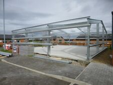 WORKSHOP STEEL   BUILDING  FRAMES UNITS MOT BAYS