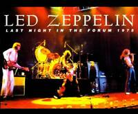 LED ZEPPELIN / LAST NIGHT IN THE FORUM 1975 [3CD]