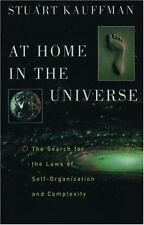 At Home in the Universe: The Search for the Laws of Self-Organization and Com...