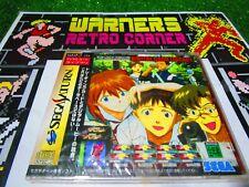 neon genesis evangelion sega saturn victor  Game import japan ntsc j JAP