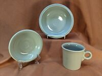 Your Choice - Fiesta Pearl Gray Homer Laughlin Fiestaware Post 86 Retired Color