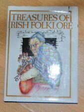 Treasures of Irish Folklore by Colm Duggan