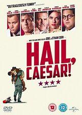 Hail, Caesar! [DVD] By Josh Brolin,George Clooney,Ethan Coen,Joel Coen,Tim Be.