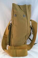 Genuine Soviet Russian Army Surplus Canvas Military Shoulder Gas Mask Bag Pouch