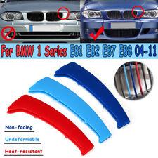 M-SPORT GRILL GRILLE STRIP COVER TRIM For BMW 1 SERIES E81 E82 E87 E88 2004-2011
