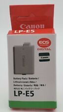 Canon™ Battery (LP-E5)