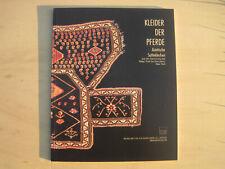Seiwert: Kleider der Pferde (Satteldecken),1996, very nice