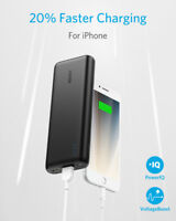 Anker PowerCore 20100 4.8A Ultra High Capacity PowerBank,20100mAh,Dual USB Ports