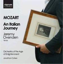 Mozart: An Italian Journey  CD NEW