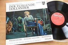 WAGNER Flying Dutchman Bayreuth 1961 Sawallisch  LP Philips 837 010 GY