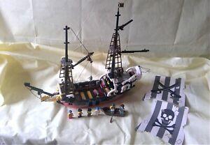 VINTAGE  LEGO PIRATE SHIP SET # 6289 RED BEARD RUNNER , RETIRED SET (1996)