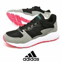 Basket Adidas Crazy Chaos Sneakers / Gris Noir Rose EF1060 Eur 39 1/3 US 7 1/2