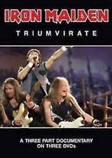Iron Maiden - Triumvirate (3dvd) Nuevo DVD