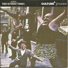 THE DOORS - STRANGE DAYS - SUNDAY TIMES PROMO MUSIC CD
