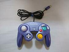 Nintendo Official GameCube Controller Pad  Violet & Clear Spice GC Wii Joystick