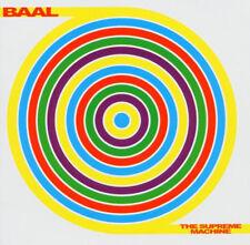 Baal-The Supreme Machine, CD