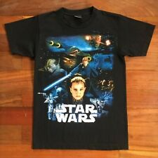 Vintage Star Wars Attack Of The Clones Shirt
