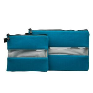 Tenba Tools Gear Pouch 2-Piece Set - Blue