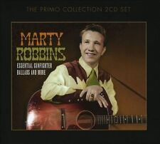Essential Gunfighter Ballads & More by Marty Robbins (CD, Jan-2010, 2 Discs, Primo Records)