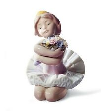 LLADRO PORCELAIN FIGURINE MY DEBUT 01006764