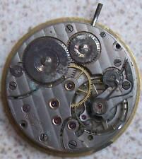 Longines chronometre Pocket Watch movement & dial cal. 37.9M 41 mm. in diameter