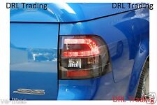 Holden Commodore VE Ute SS Black Housing LED TAIL LIGHTS New Design Euro Style