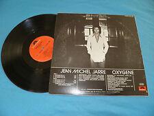 Jean Michel Jarre - Oxygene - DIFFERENT Press LP - 70's Analog  Electro LISTEN
