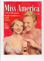 Miss America  Vol 7 #26    Patsy Walker Story