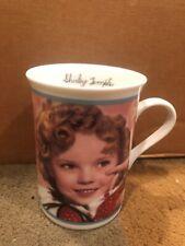 Shirley Temple 14 Danbury Mint Coffee/Tea Mugs w/Certificate of Authenticity