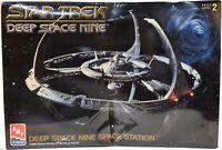 AMT ERTL Star Trek DS9 Deep Space 9 Space Station NIB Plastic Model Kit c682
