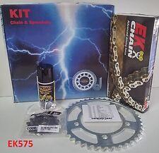 EK575 Kit Trasmissione PBR Catena + Corona + Pignone per Honda CB-F 600 S Hornet