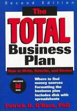 The Total Business Plan: How to Write, Rewrite, and Revise-ExLibrary